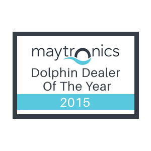 Maytronics Dolphin Dealer award 2015