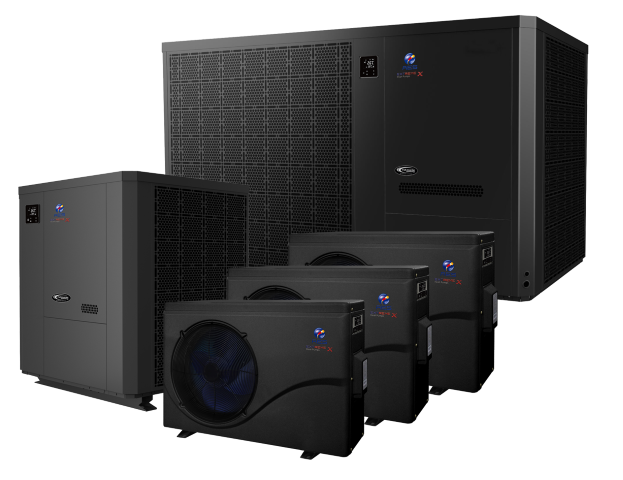 Ai Full Inverter Heat Pump (Commercial)